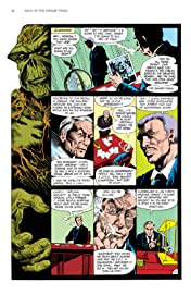 Saga of the Swamp Thing: Book One