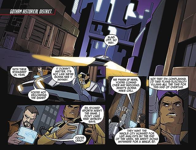 Batman Beyond 2.0 (2013-2014) #9