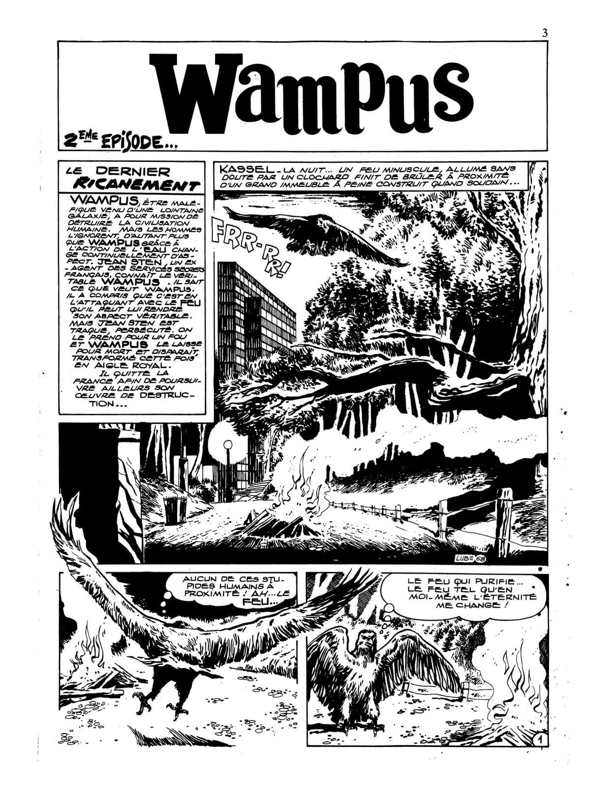 WAMPUS Vol. 2: Le Dernier ricanement