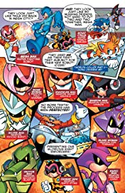 Sonic the Hedgehog #249