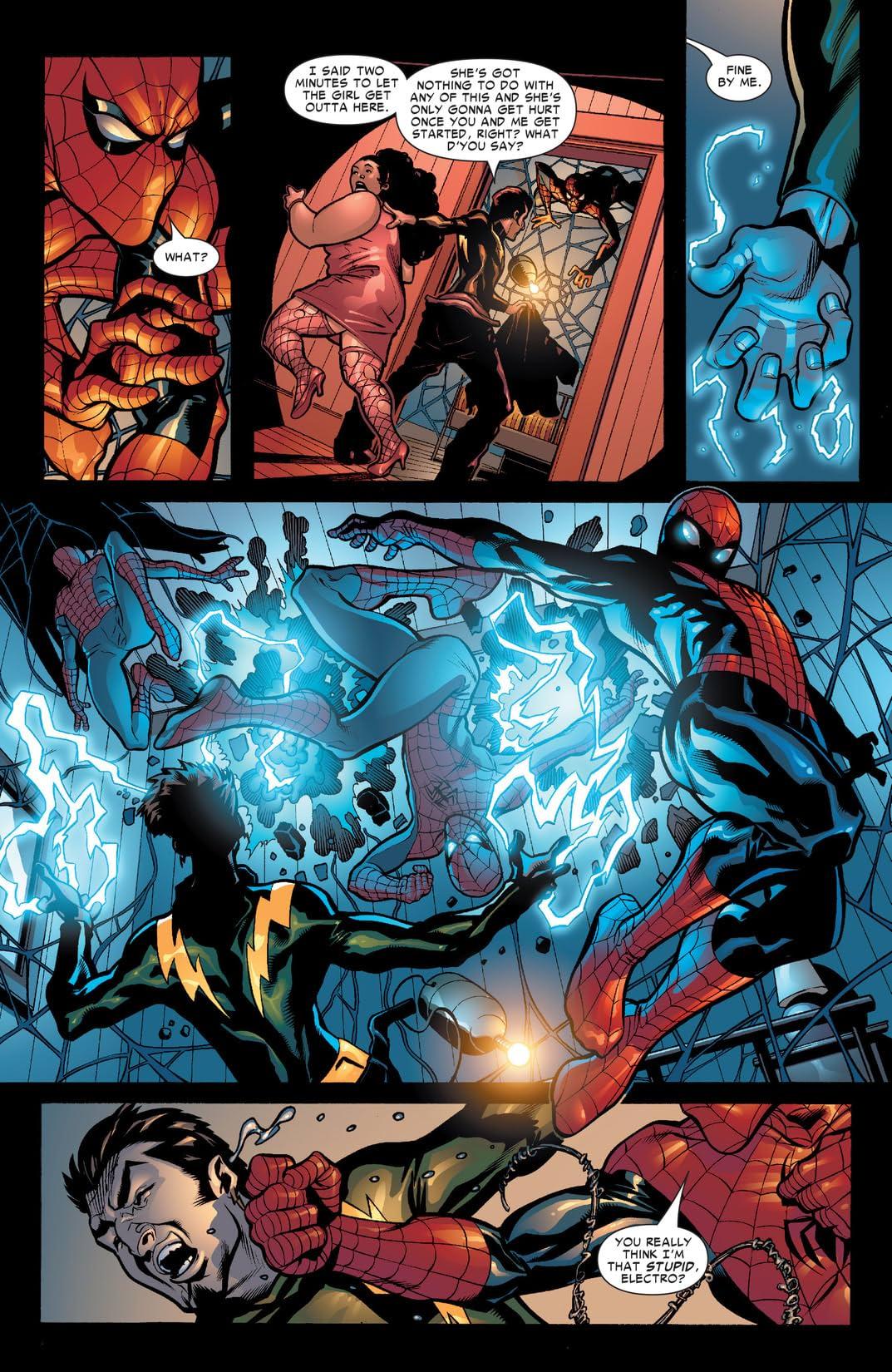 Marvel Knights Spider-Man (2004-2006) #3