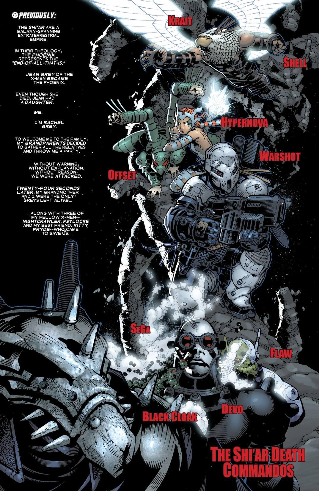 Uncanny X-Men (1963-2011) #468