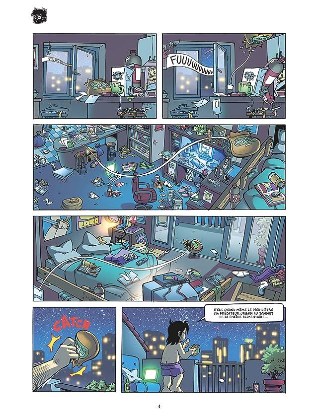 click for super-sized previews of World of No Life Vol. 2: Y a-t-il un geek pour sauver l'arène ?