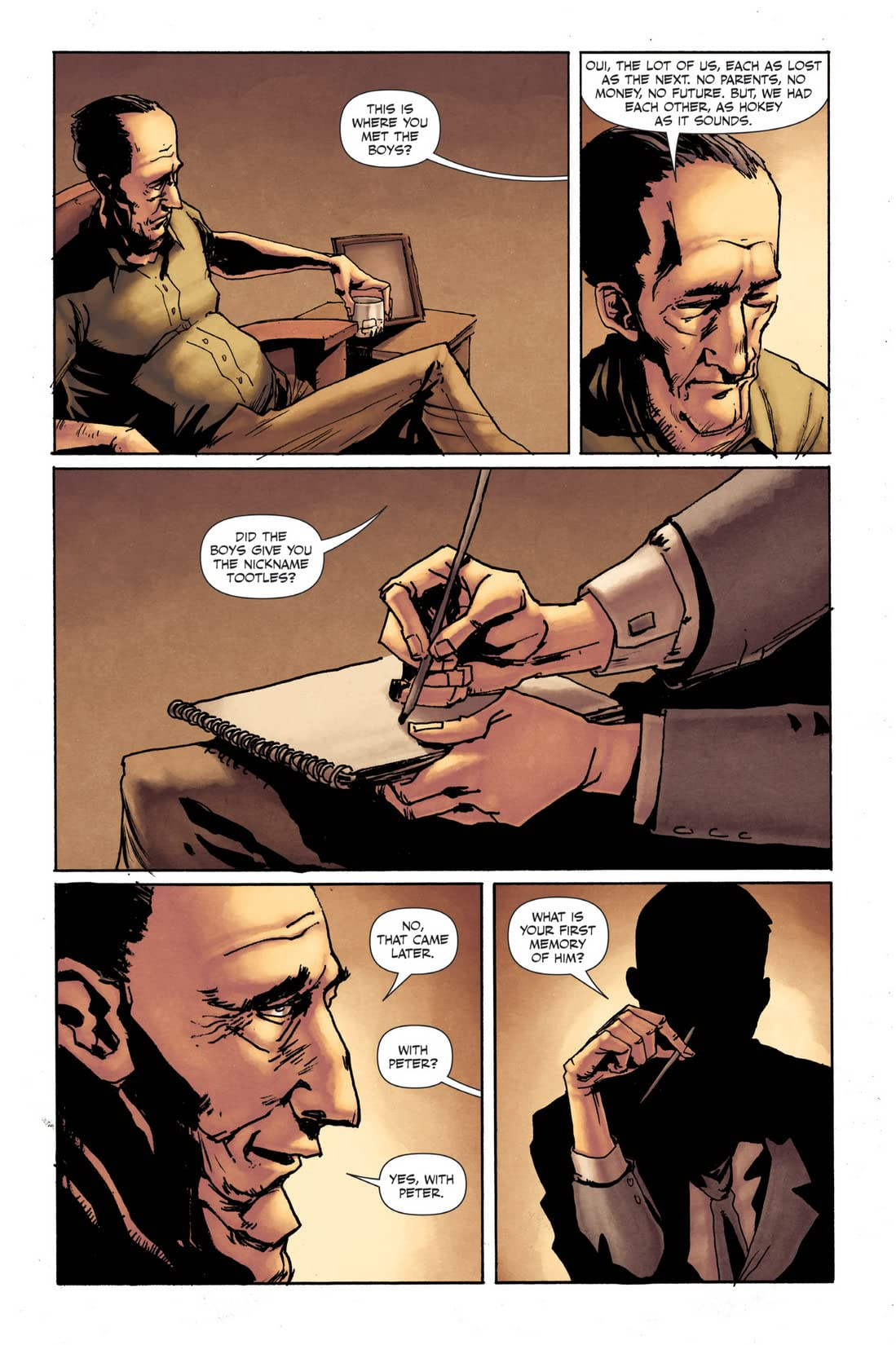 Peter Panzerfaust: Deluxe Edition