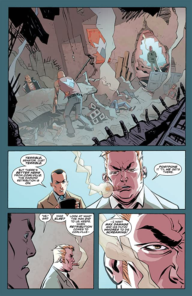 click for super-sized previews of Incorruptible #11