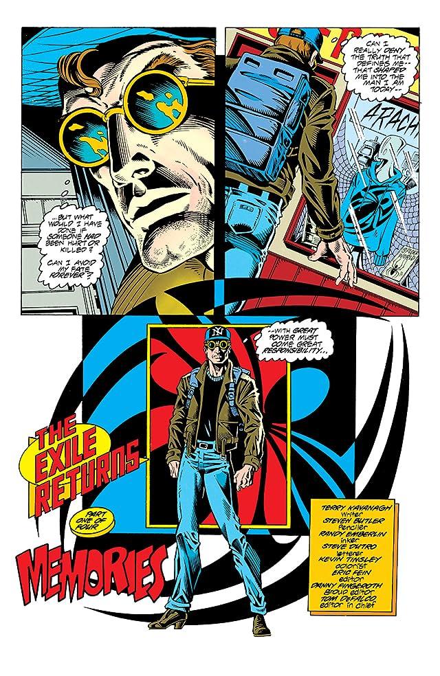 Web of Spider-Man (1985-1995) #118