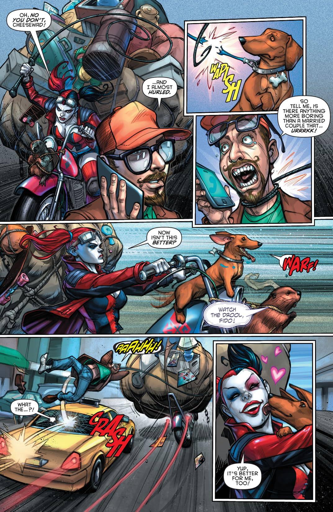 Harley Quinn (2013-2016) #1