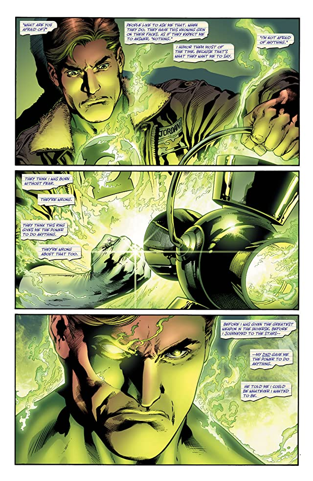 Green Lantern: Secret Origin
