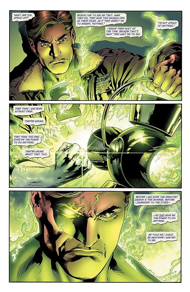 click for super-sized previews of Green Lantern: Secret Origin