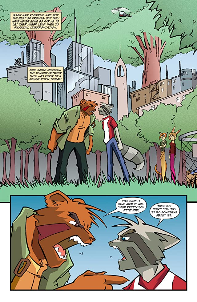 click for super-sized previews of N-Guard #2