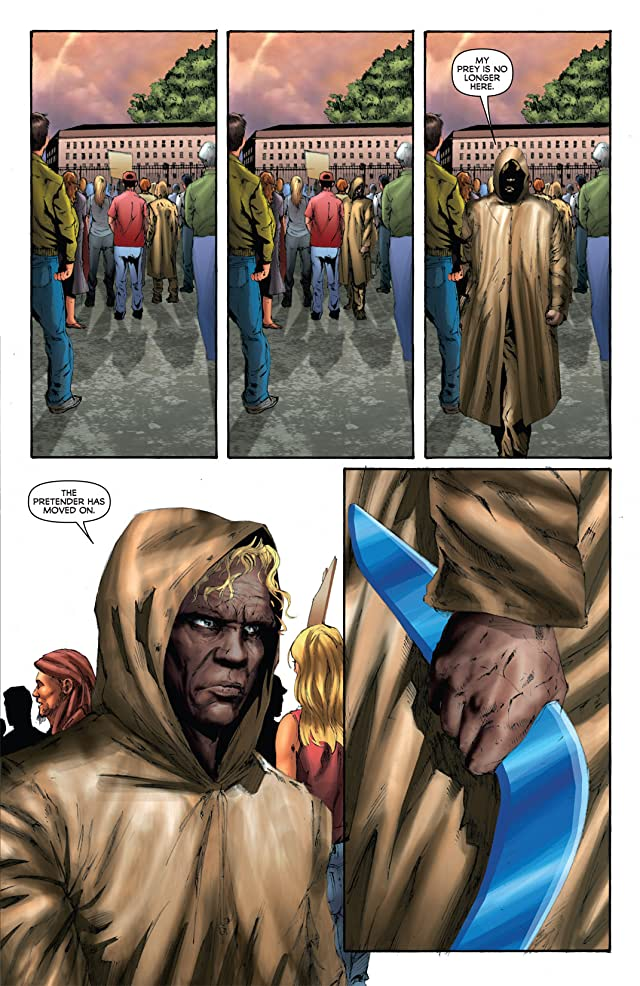 click for super-sized previews of Project Superpowers: Chapter Two #3