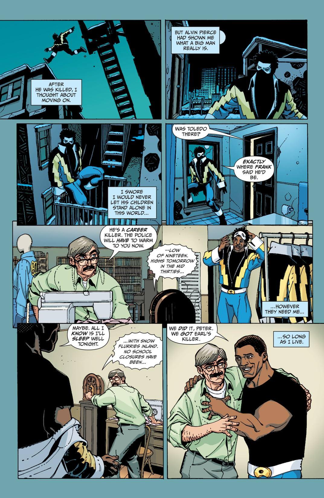 Black Lightning: Year One #3 (of 6)