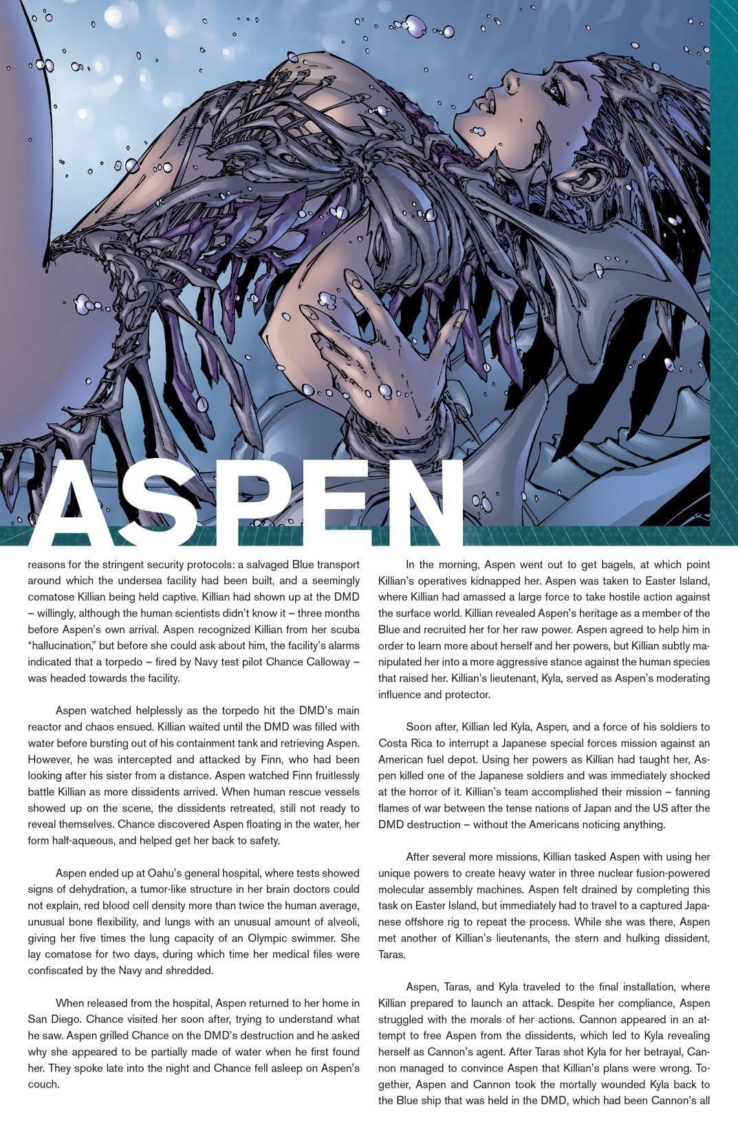 Aspen Universe: Sourcebook #1