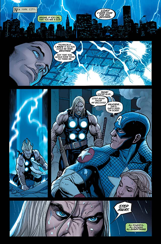 Ultimate Comics New Ultimates #4 (of 5)