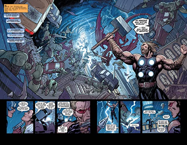 Ultimate Comics New Ultimates #5 (of 5)