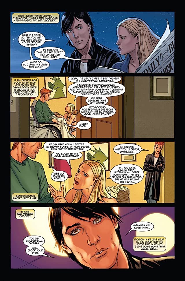 Ultimate Comics New Ultimates #3 (of 5)