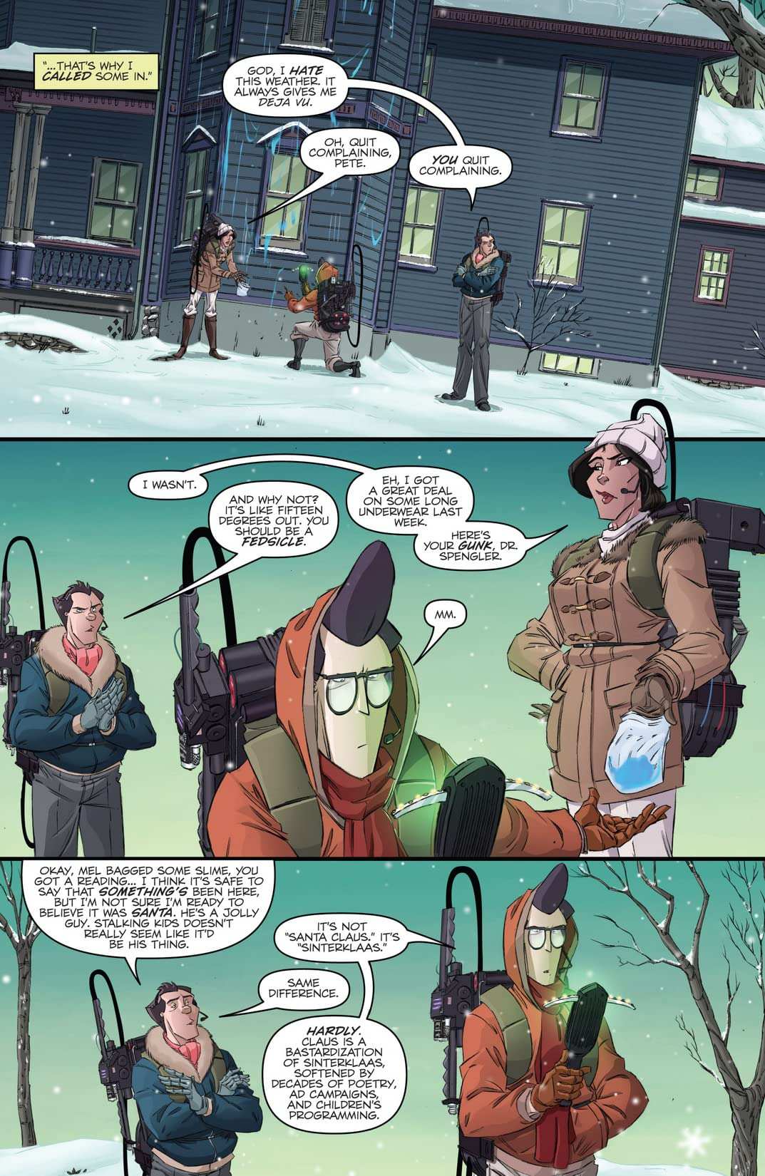 Ghostbusters (2013-2014) #11