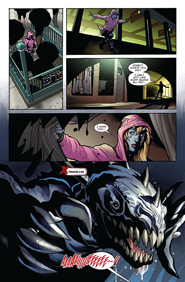click for super-sized previews of Uncanny X-Men (1963-2011) #518