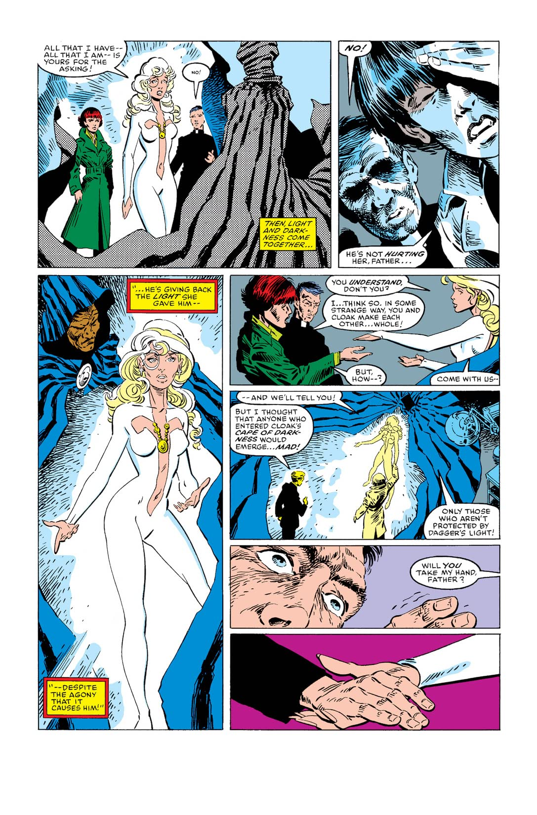 Cloak and Dagger #4