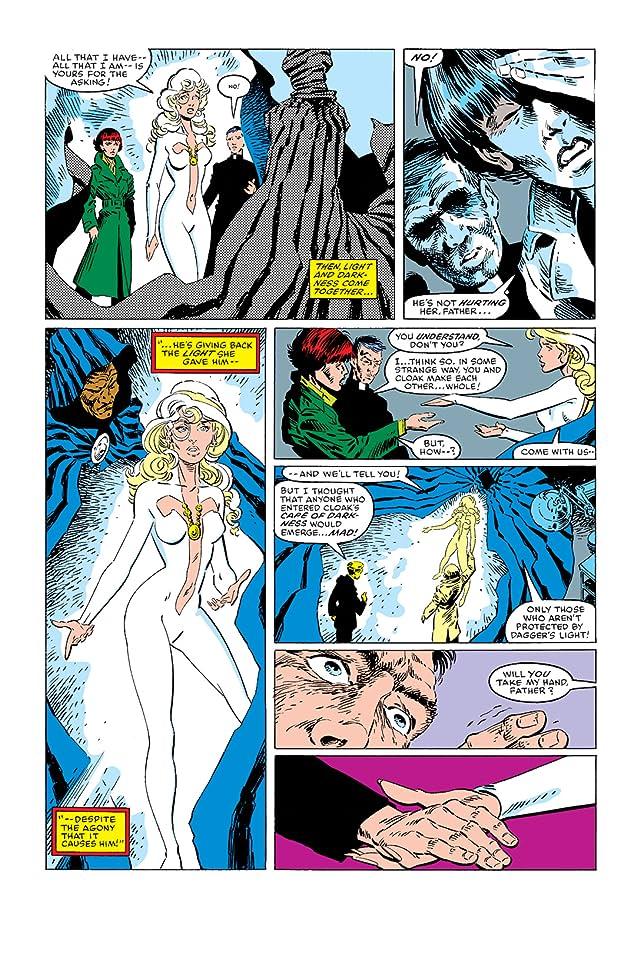 Cloak and Dagger #4