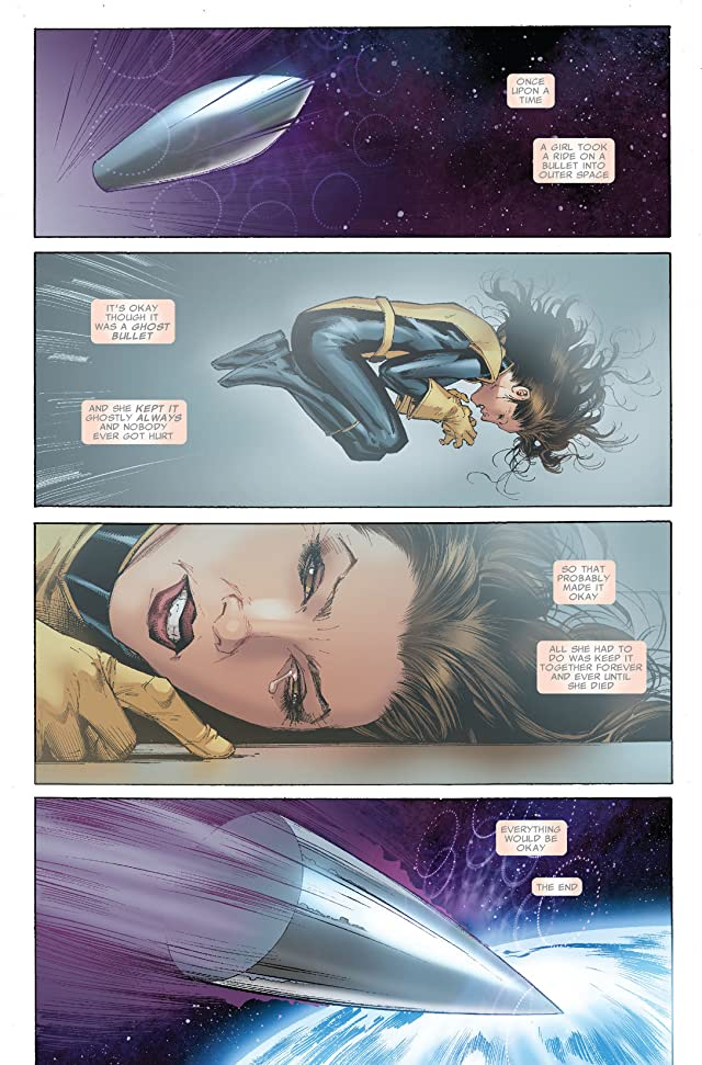click for super-sized previews of Uncanny X-Men (1963-2011) #522