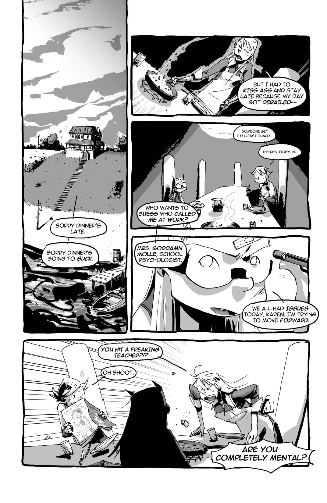 I Kill Giants #4 (of 7)