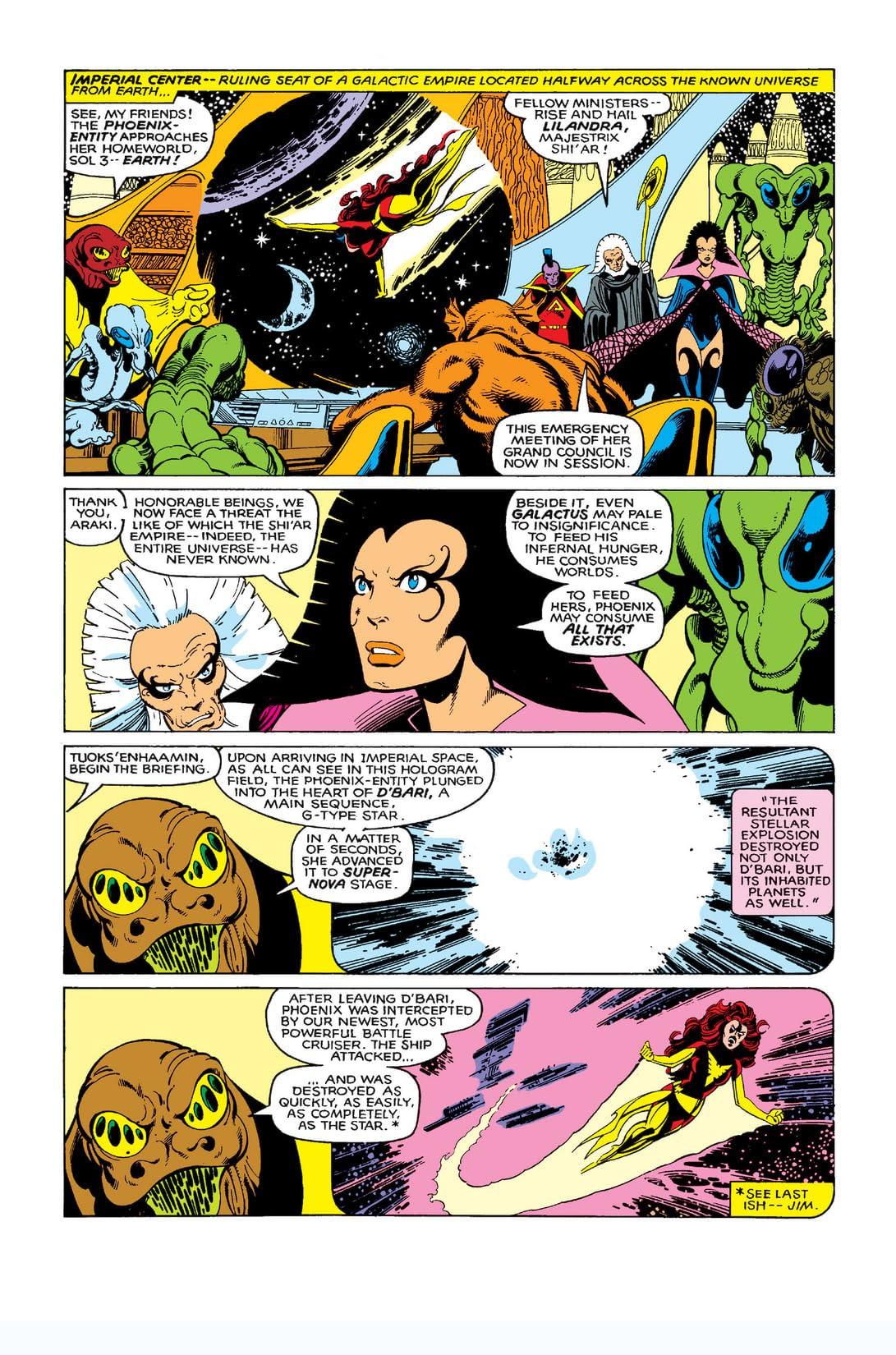 Uncanny X-Men (1963-2011) #136