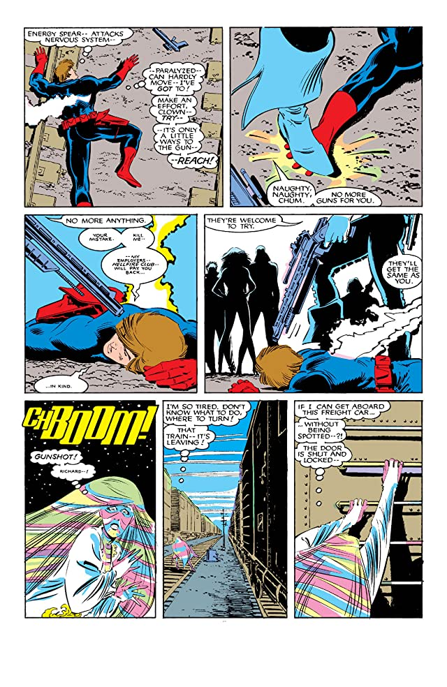 click for super-sized previews of Uncanny X-Men (1963-2011) #210