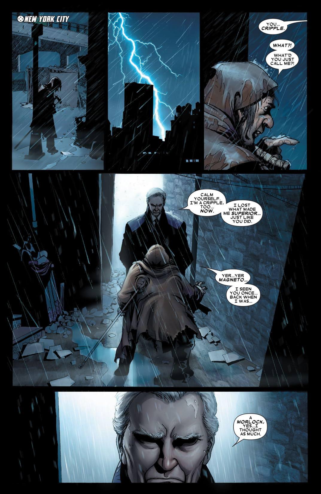 Uncanny X-Men (1963-2011) #491