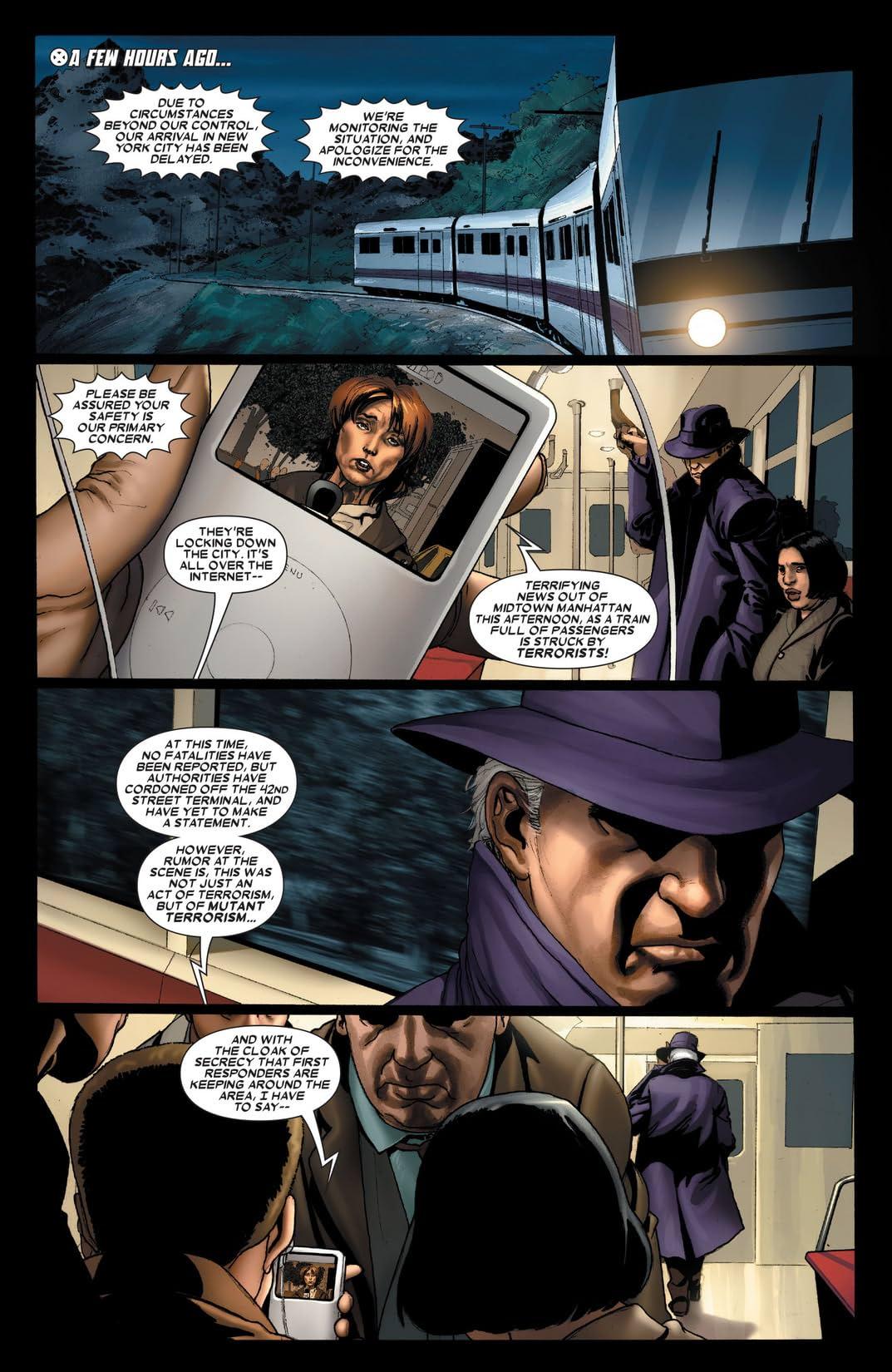 Uncanny X-Men (1963-2011) #490