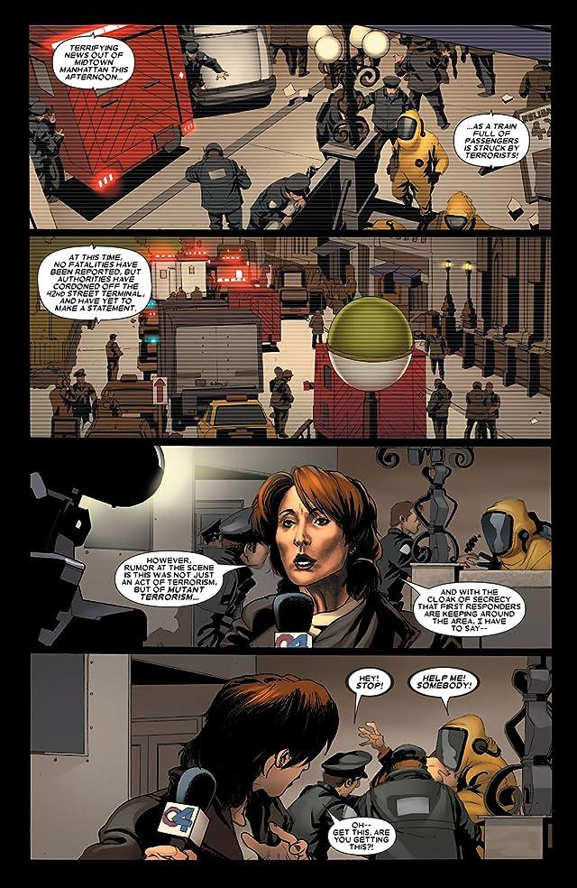 Uncanny X-Men (1963-2011) #489