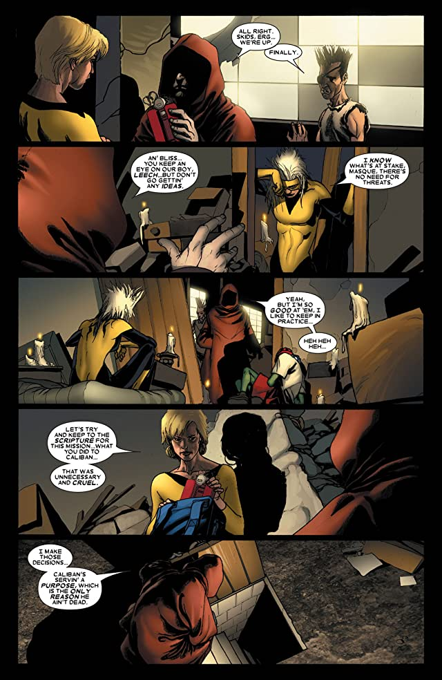 click for super-sized previews of Uncanny X-Men (1963-2011) #488