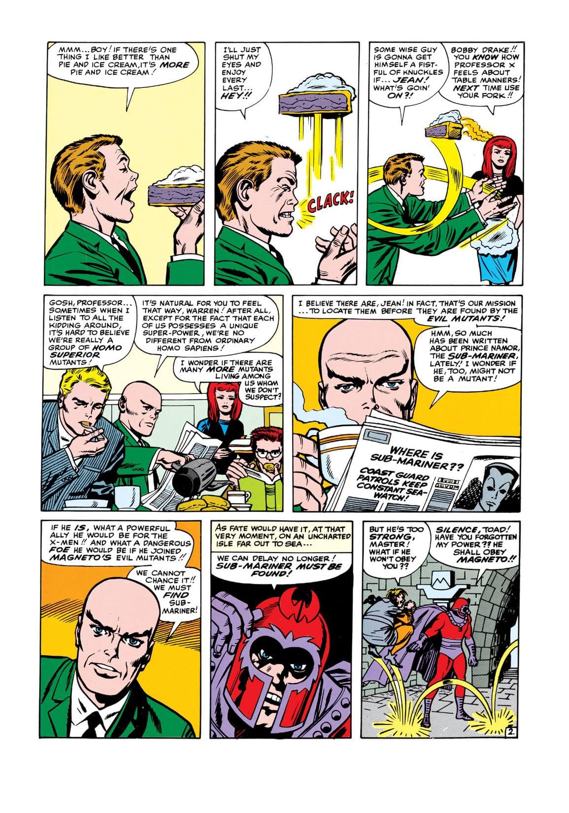 Uncanny X-Men (1963-2011) #6