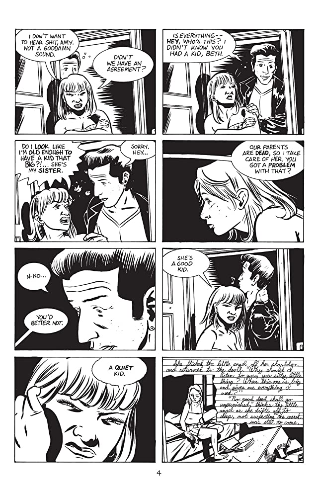 click for super-sized previews of Stray Bullets #15