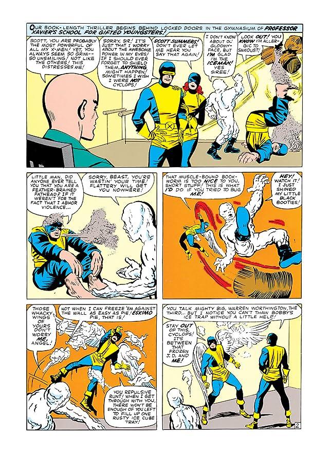 Uncanny X-Men (1963-2011) #3
