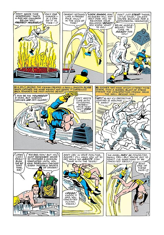 click for super-sized previews of Uncanny X-Men (1963-2011) #4