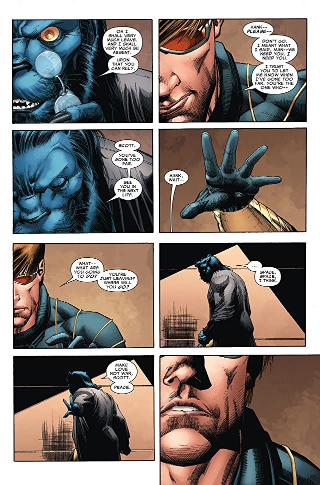 click for super-sized previews of Uncanny X-Men: The Heroic Age #1