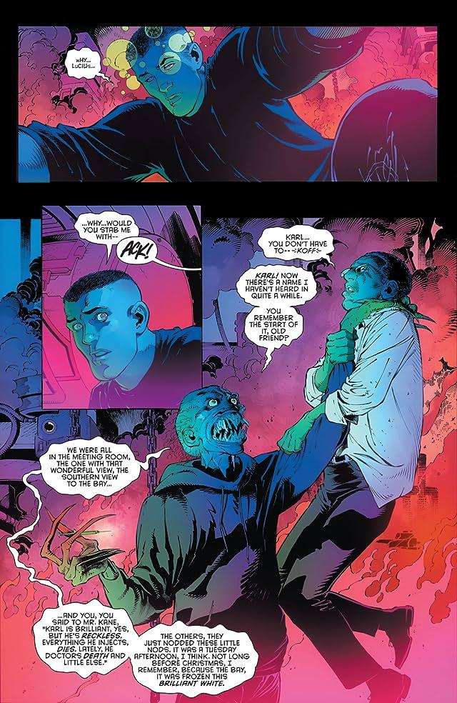 Batman (2011-) #26
