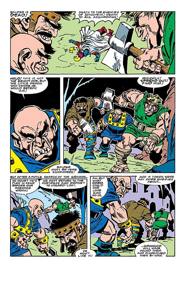 click for super-sized previews of Balder The Brave #3