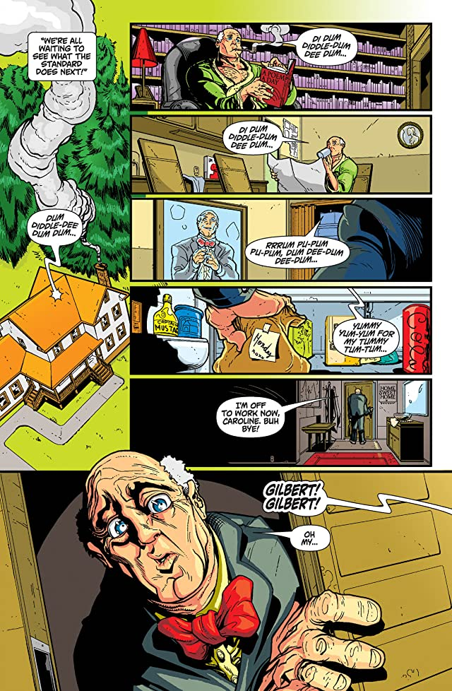 click for super-sized previews of The Standard #4