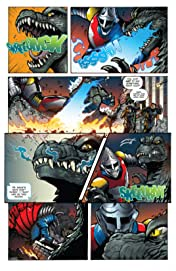 Godzilla: Rulers of Earth #7