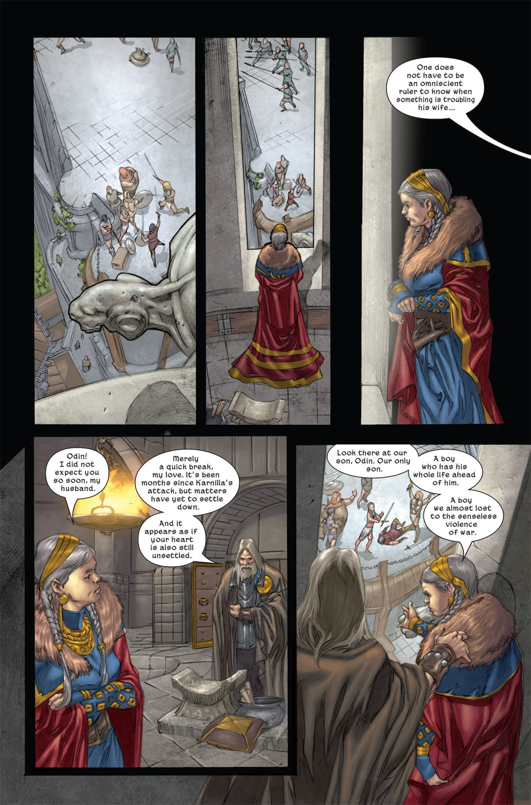 Thor: Son of Asgard #7