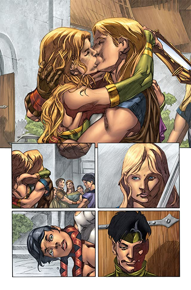 click for super-sized previews of Thor: Son of Asgard #9