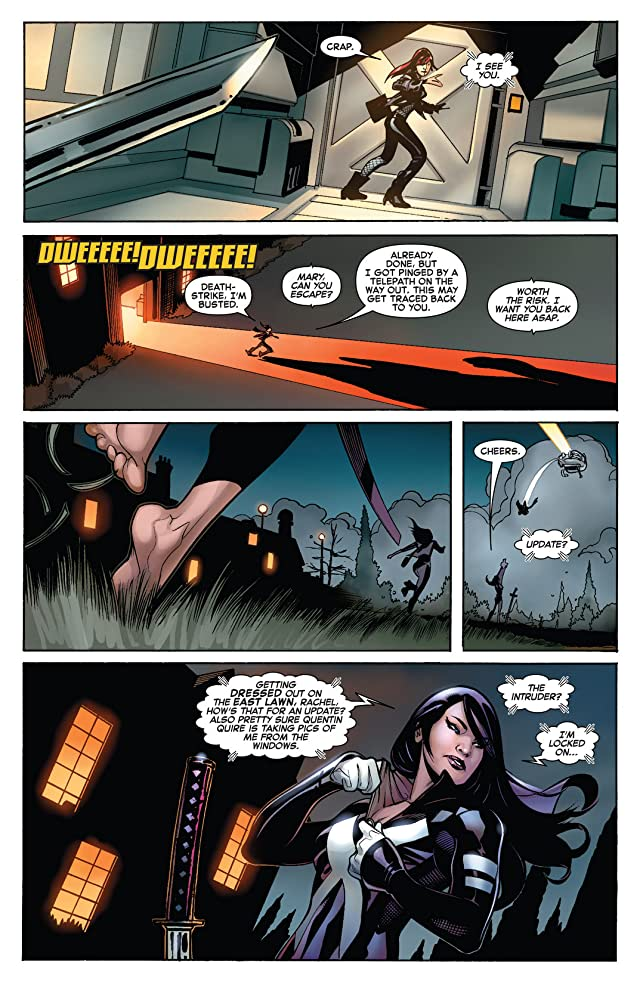 click for super-sized previews of X-Men (2013-) #8