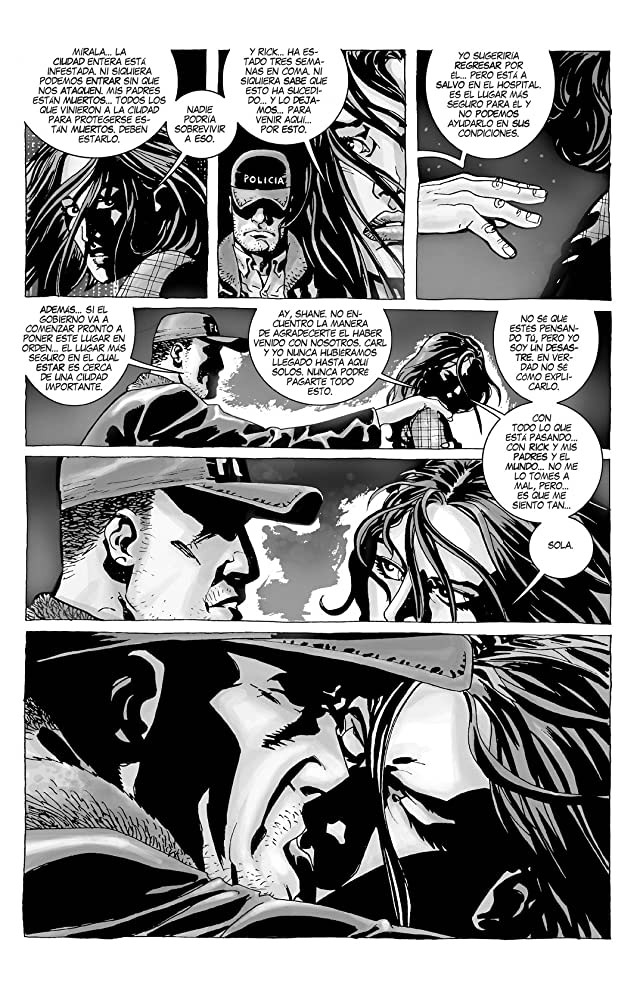 The Walking Dead (Spanish) Vol. 2: Kilometros Atras