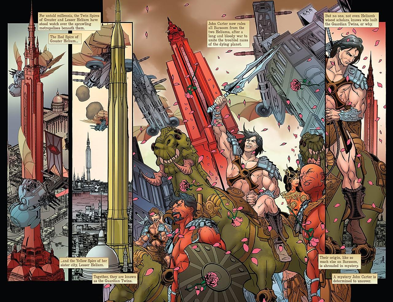 Warlord of Mars #31