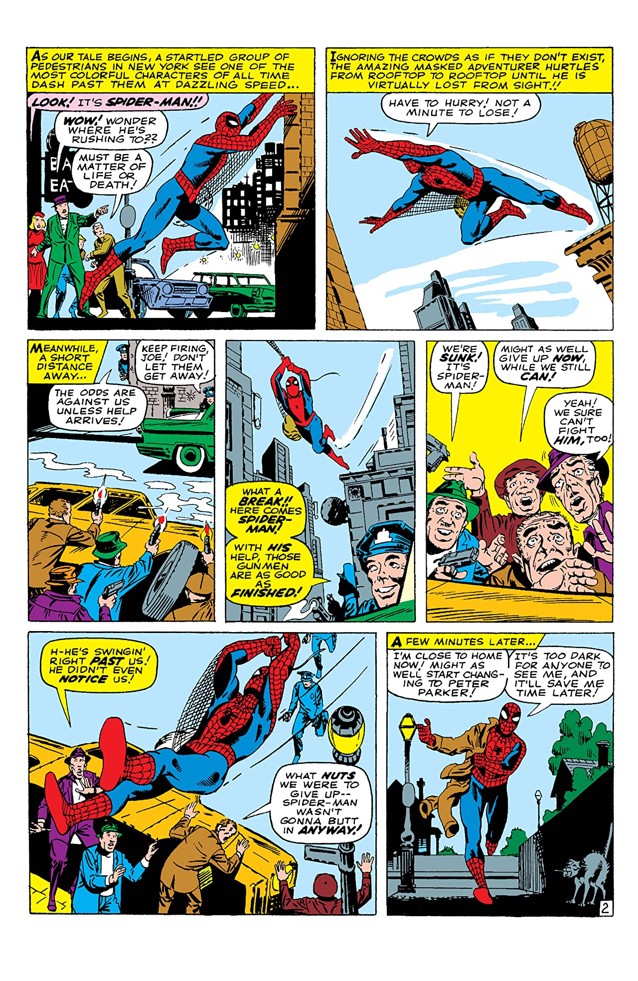 Amazing Spider-Man (1963-1998) #9
