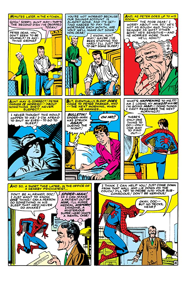 Amazing Spider-Man (1963-1998) #13