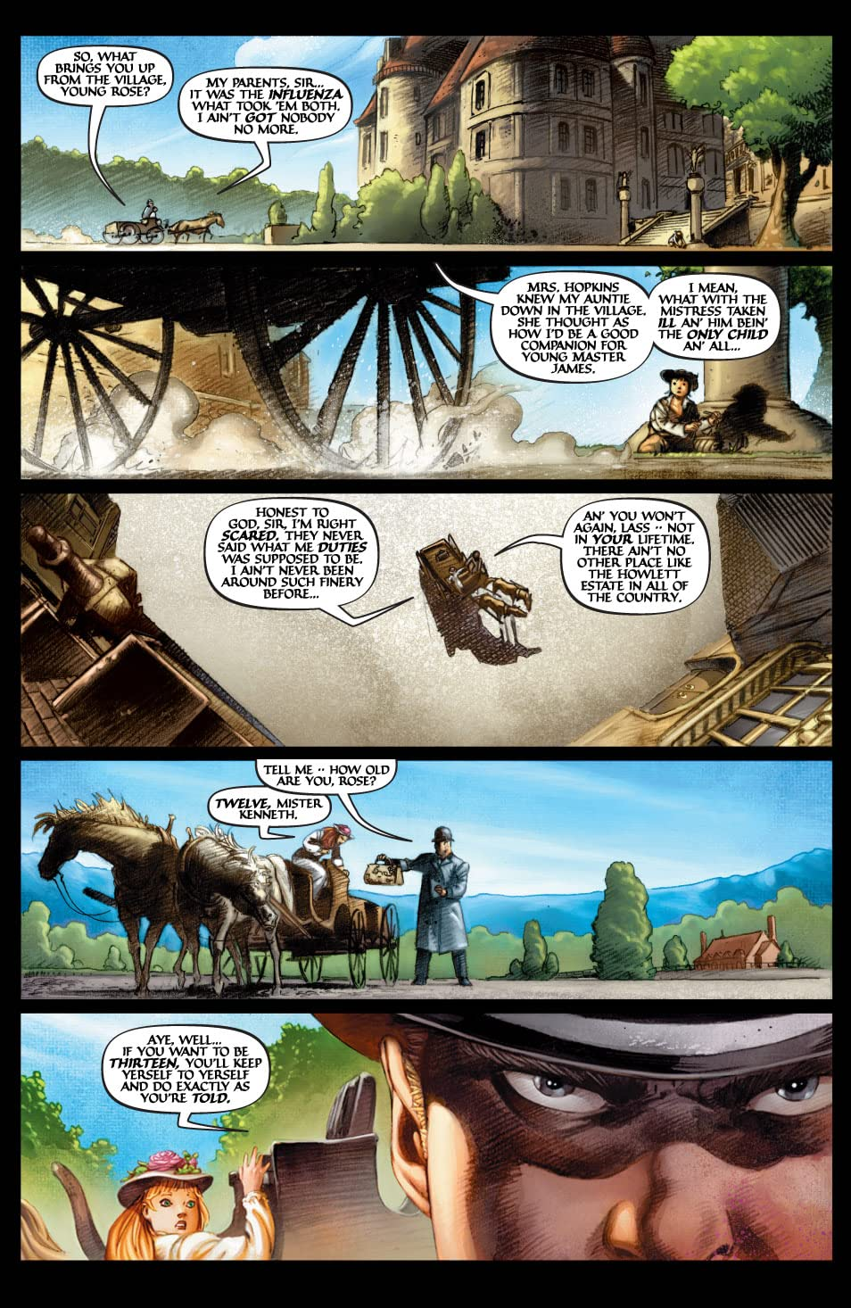Wolverine: Origin #1 (of 6)