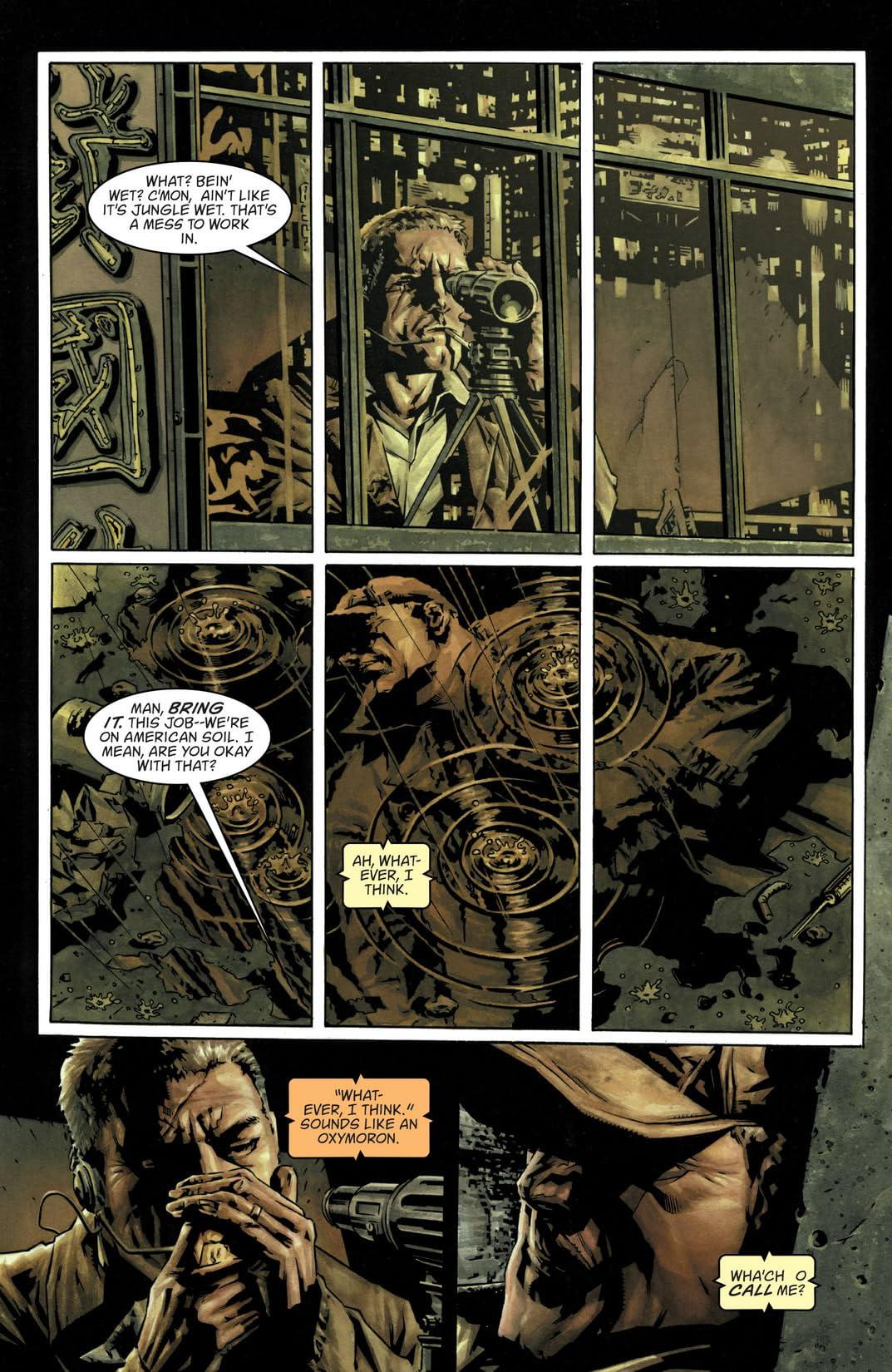 Batman/Deathblow: After the Fire #1 (of 3)